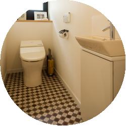 トイレ収納ボックス