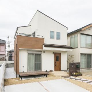 北欧風の室内アーチやドアがキュートなナチュラルスタイルの家|市原市|I様邸