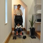 with Mamaの家探訪 – 玄関からキッチンまでつながる家族みんなが笑顔になるおうち