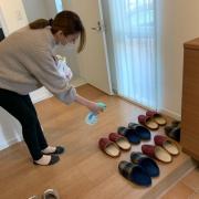 with Mama(ウィズママ)の家 新型コロナウィルス対策について