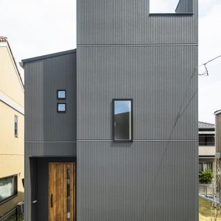 屋上リビングのある家|千葉県市原市|with mama 街角モデルハウス