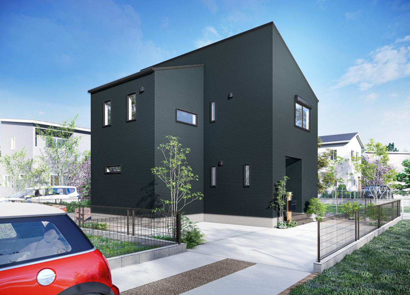 奈良輪4区画「シンプルナチュラル」の家完成見学会