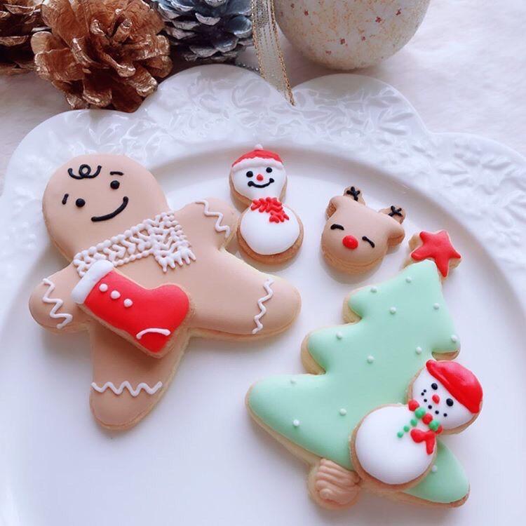 [千葉南店出張ワークショップ] ちょっとお先にクリスマスクッキー&クリームラテアート体験