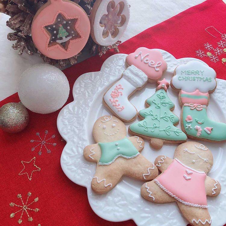 [千葉南店出張ワークショップ] クリスマス★キラキラオーナメントクッキー