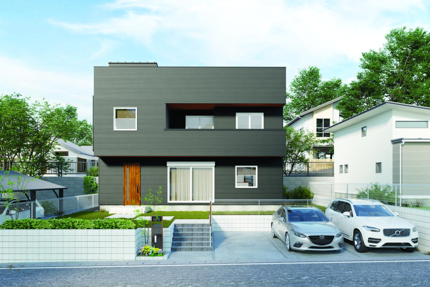 参加無料!市原市光風台「屋上リビングのある家」街角モデル 完成見学会