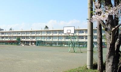 千城台西中学校